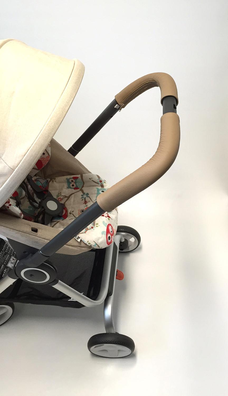 Stokke Scoot v1 Griffschoner mit Zip