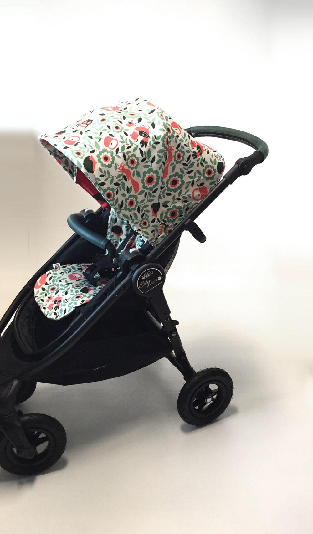 Babyjogger Versa Bügelschoner mit Zip