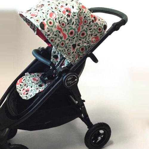 Babyjogger Versa Griffschoner mit Zip