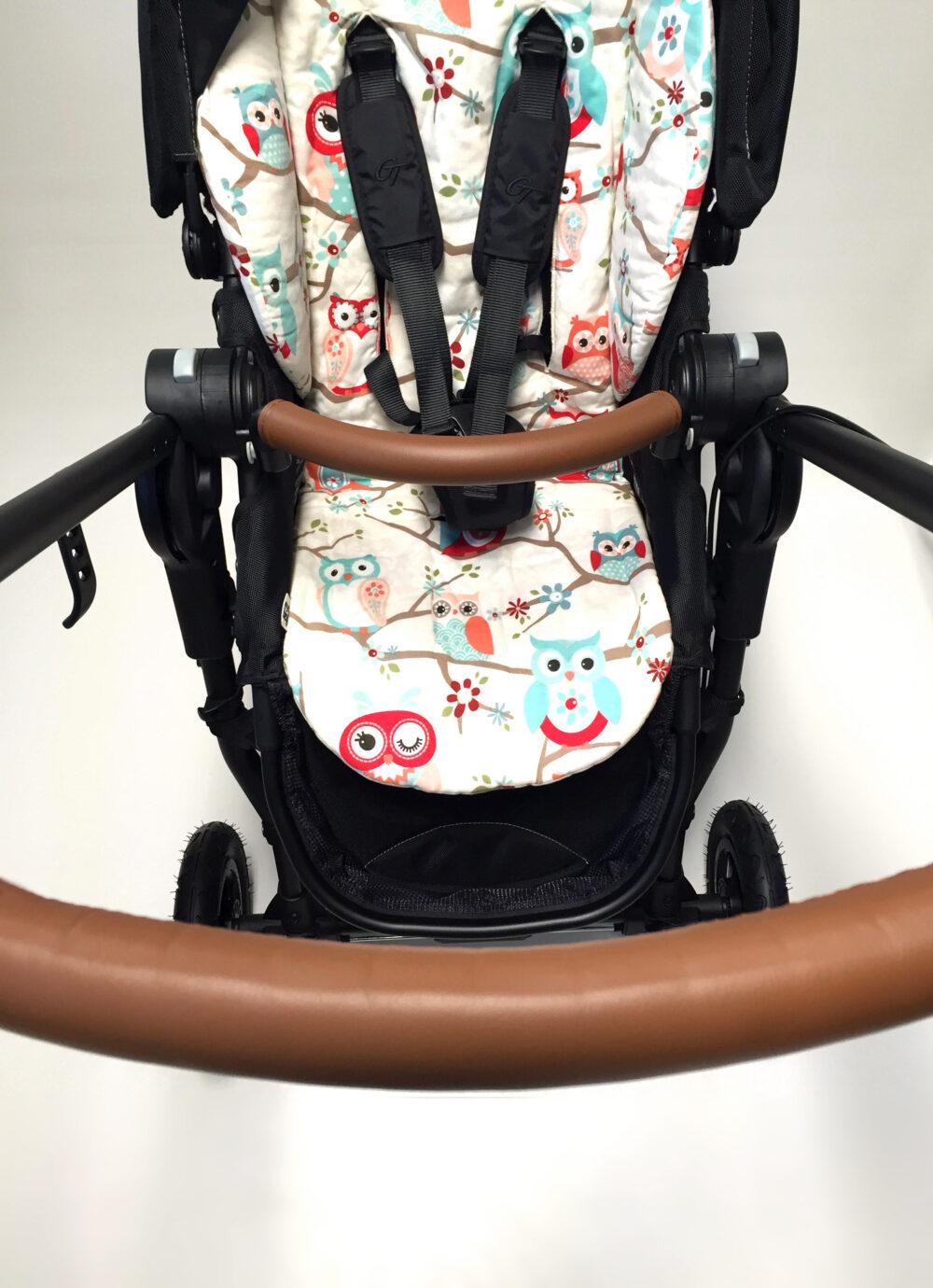 Babyjogger Versa Bügelschoner zum Schnüren