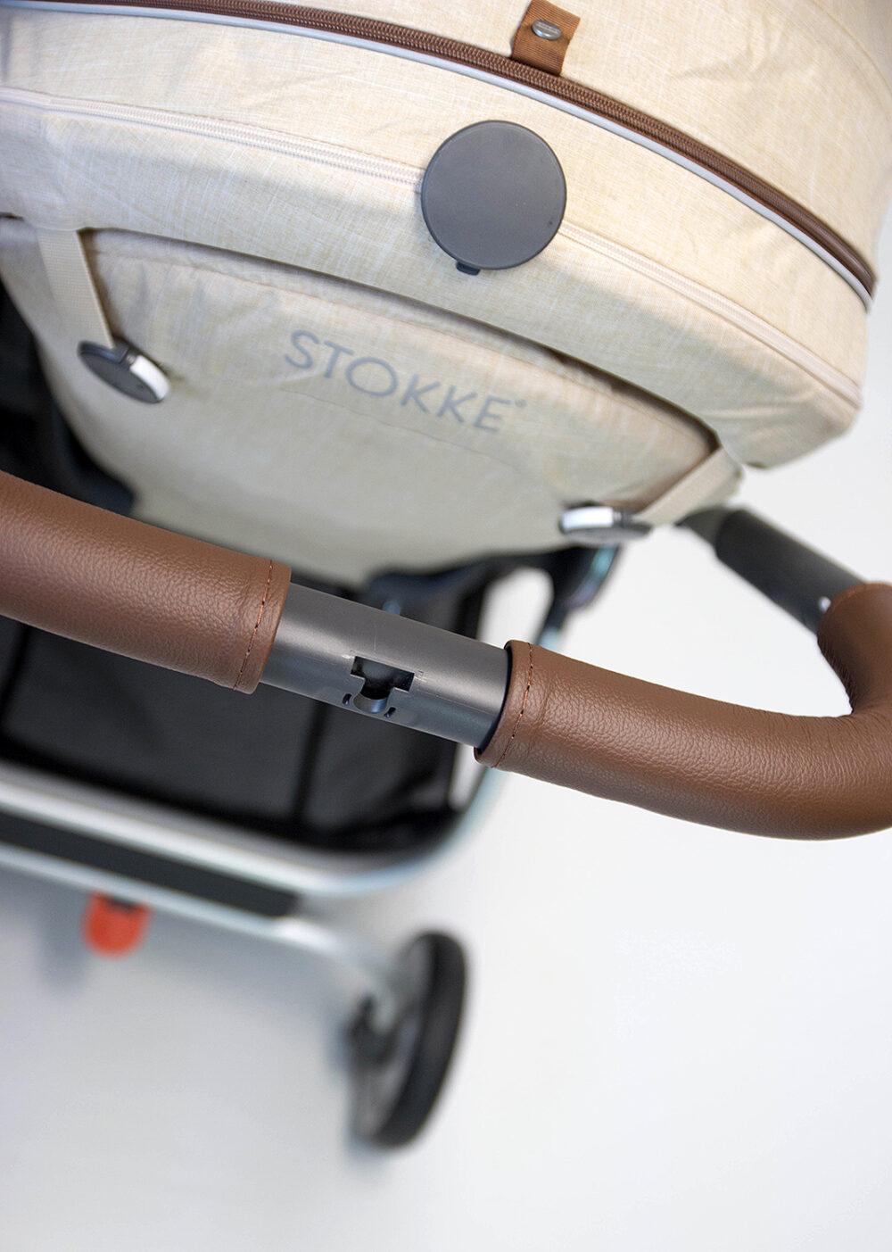 Stokke Scoot v1 Griffschoner zum Schnüren