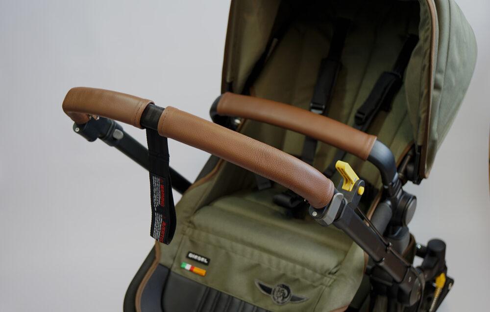 Bugaboo Cameleon Griffschoner mit Zip
