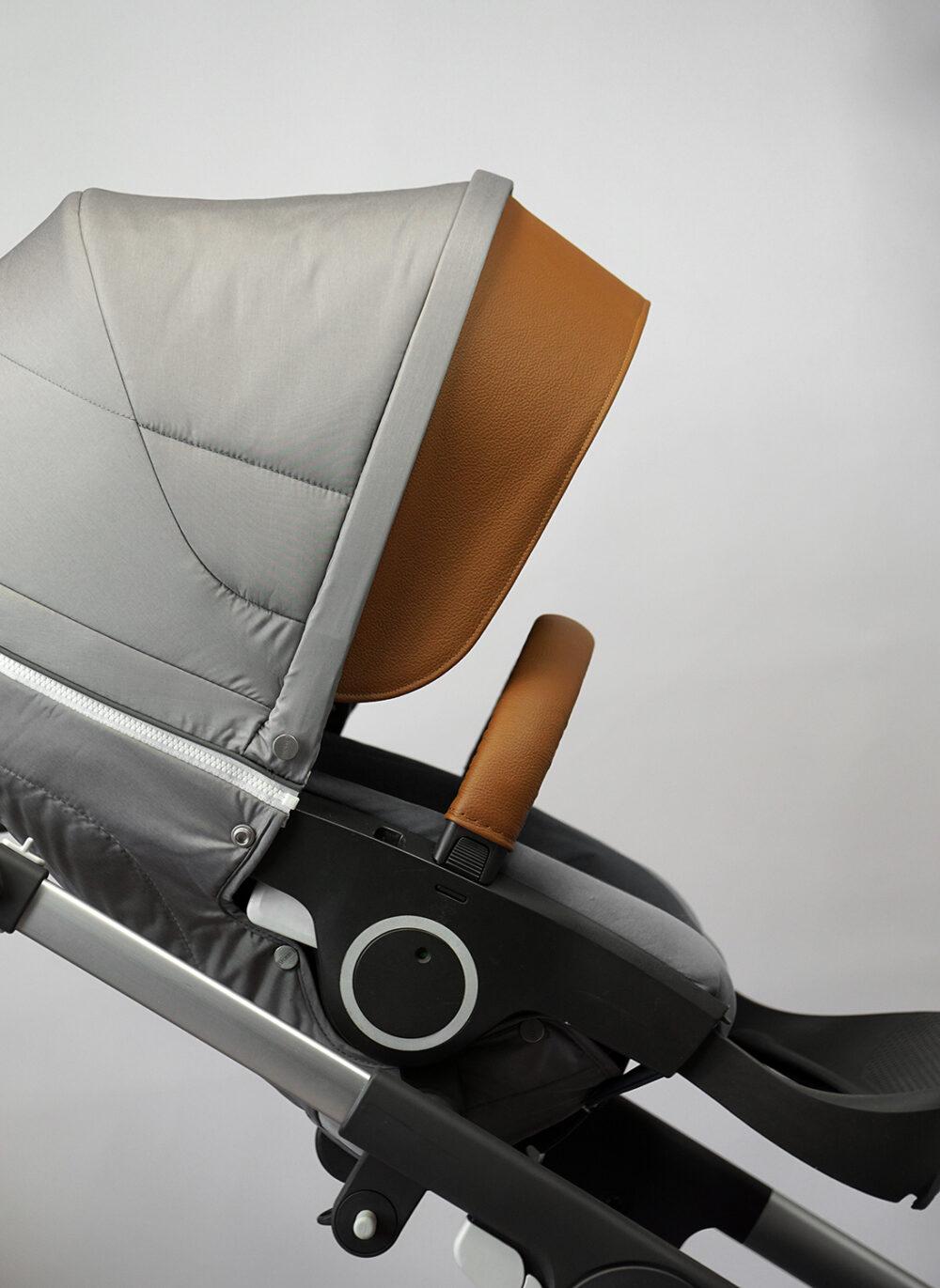 Stokke Bügelschoner zum Schnüren für Xplory, Crusi & Trailz