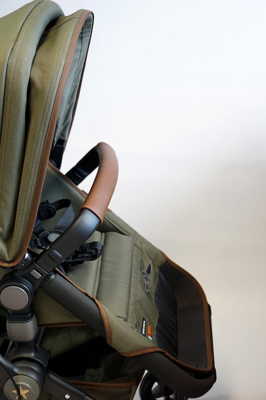 Bugaboo Cameleon³ Bügelschoner mit Zip