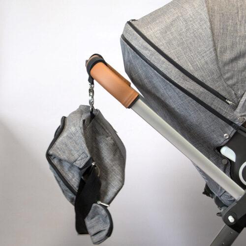 Kinderwagen Taschenhaken - Karabiner