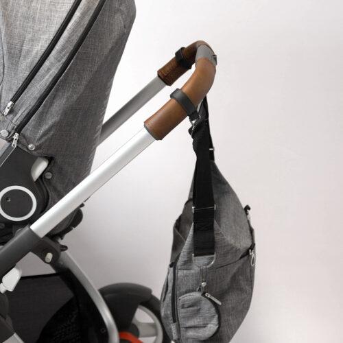 Kinderwagen Taschenhaken - offene Haken