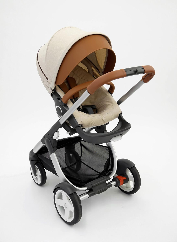 Stokke Stylekit Leder stylebug17 - Leder Style Kit für Stokke