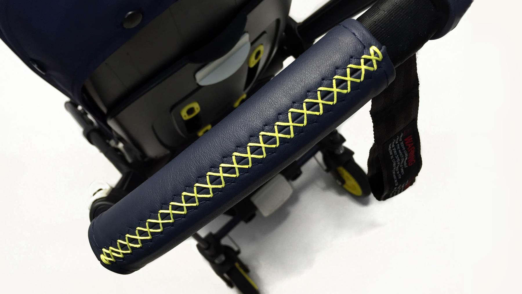 5 - Montageanleitung - Ledergriffe zum Schnüren